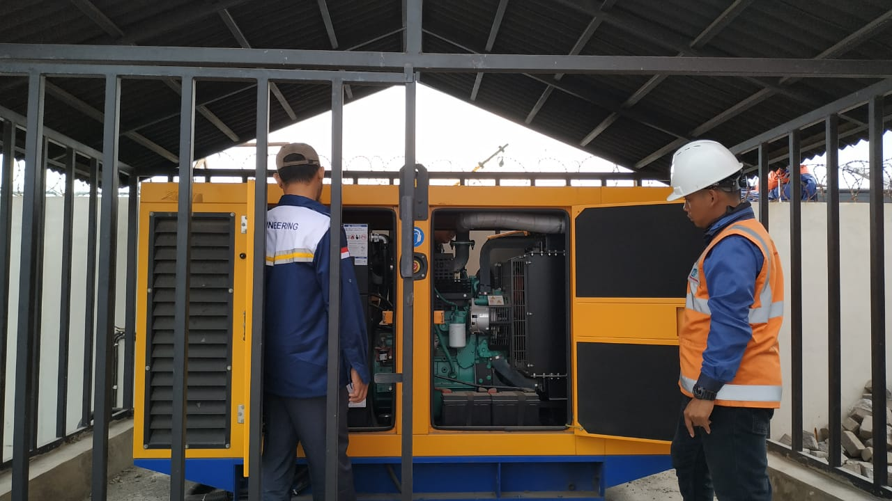 Kontraktor Kelistrikan Pt Lamong Energi Indonesia